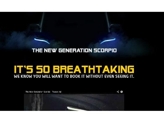 Mahindra 2014 Scorpio Bookings: Snapdeal ties up with Mahindra for New  Scorpio SUV Bookings