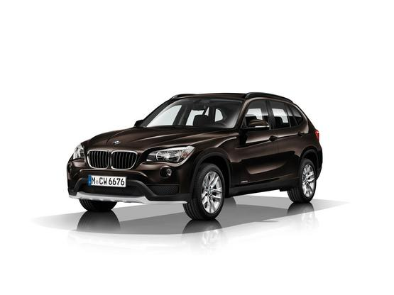Updated BMW X1 to bow in at Detroit Motor Show