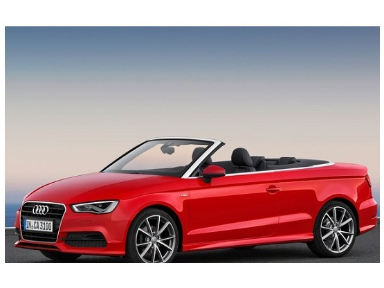 Audi A3 Cabriolet to be launched in December: Price in India expected to be INR 45 lakhs for A3 Cabriolet