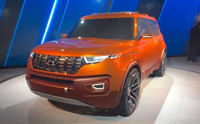 Hyundai sub 4-meter SUV (Carlino) to make its debut in ...