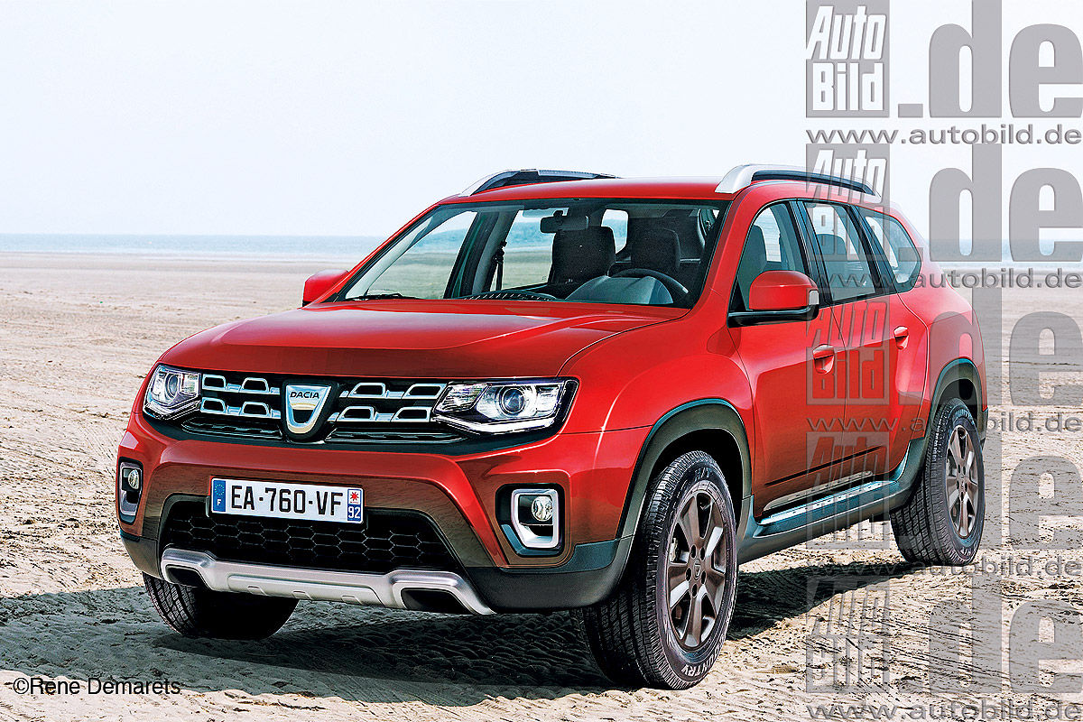 next-generation renault duster likely to come in 2019 | news cars