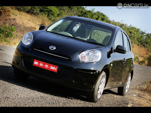 Nissan India planning to launch three compact cars by 2014