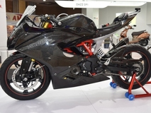 TVS Akula 310 could be named Apache RTR 300: Launch in early 2017