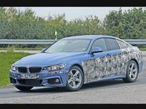 Scoop: BMW readying 4 series Gran Coupe