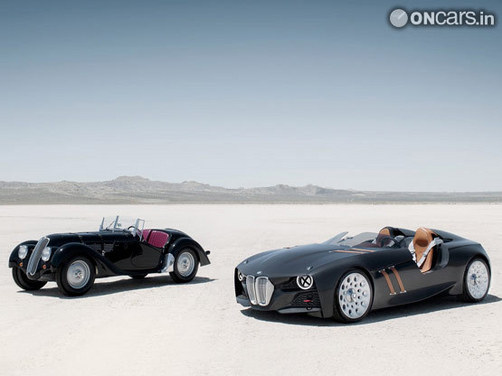 Past and Present: BMW 328