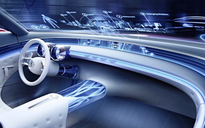 Vision Mercedes Maybach 6 Imagine Controlling It Via Remote