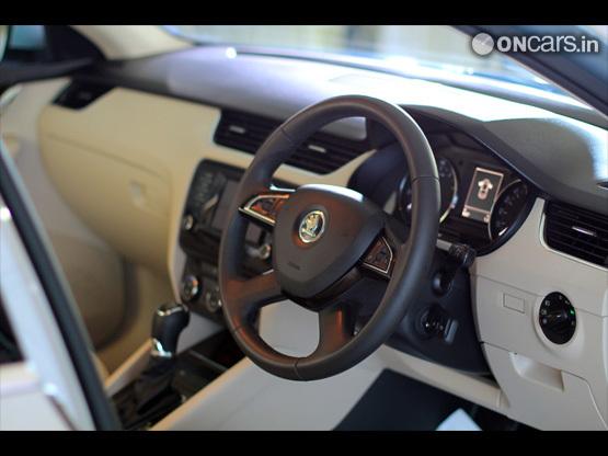 All new 2013 Skoda Octavia debuts in India