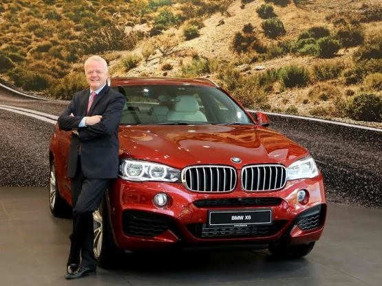 2015 BMW X6 launched in India: Company prices the X6 at INR 1.15 crore