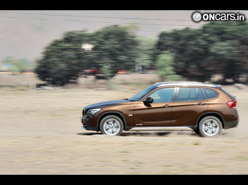 First of its kind here in India, the X1 is the most affordable vehicle to wear a BMW badge