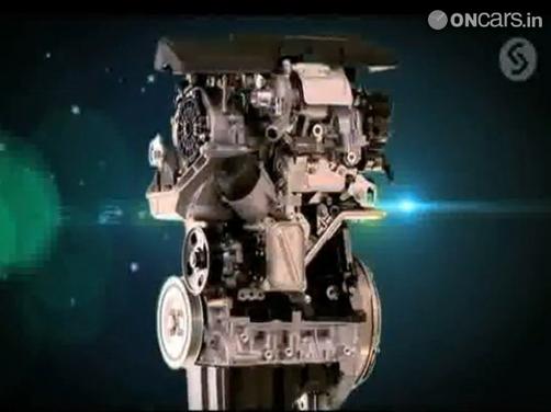 Chevrolet explains the XSDE Smartech diesel engine