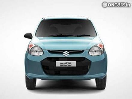 Maruti Alto 800: Maruti Alto 800 tops quality among entry level cars