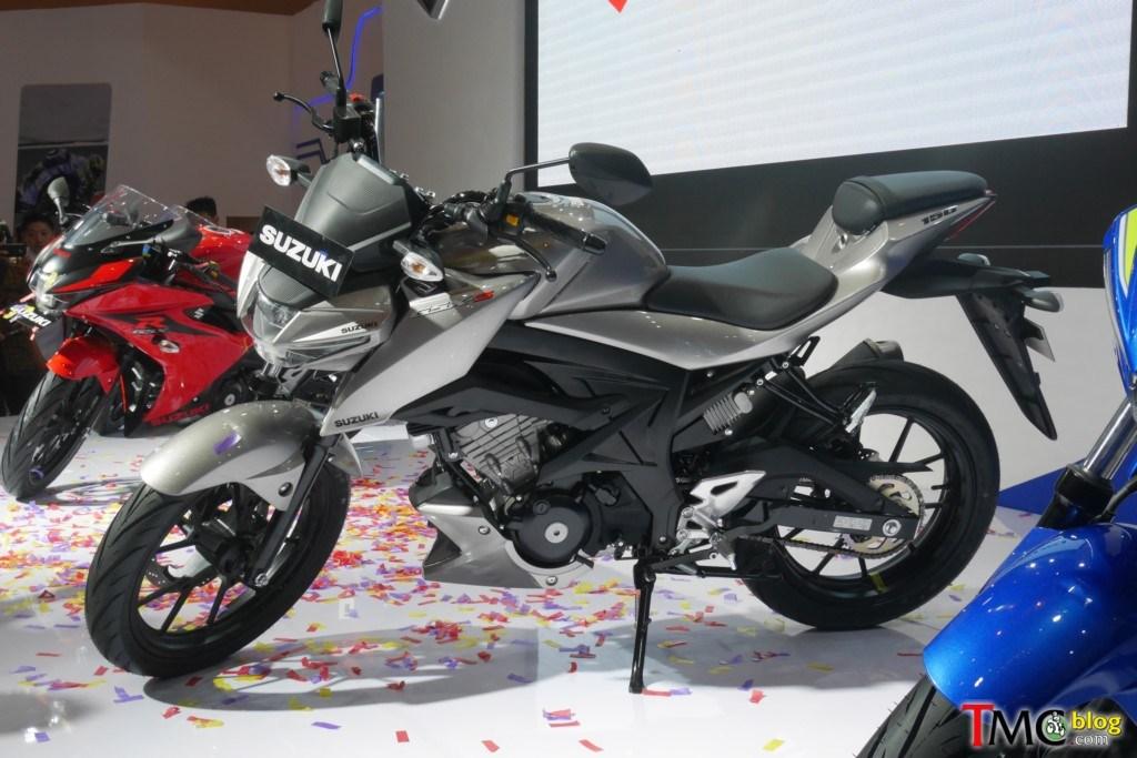 Suzuki Unveils Gsx R150 And Gsx S150 In Indonesia News Bikes News