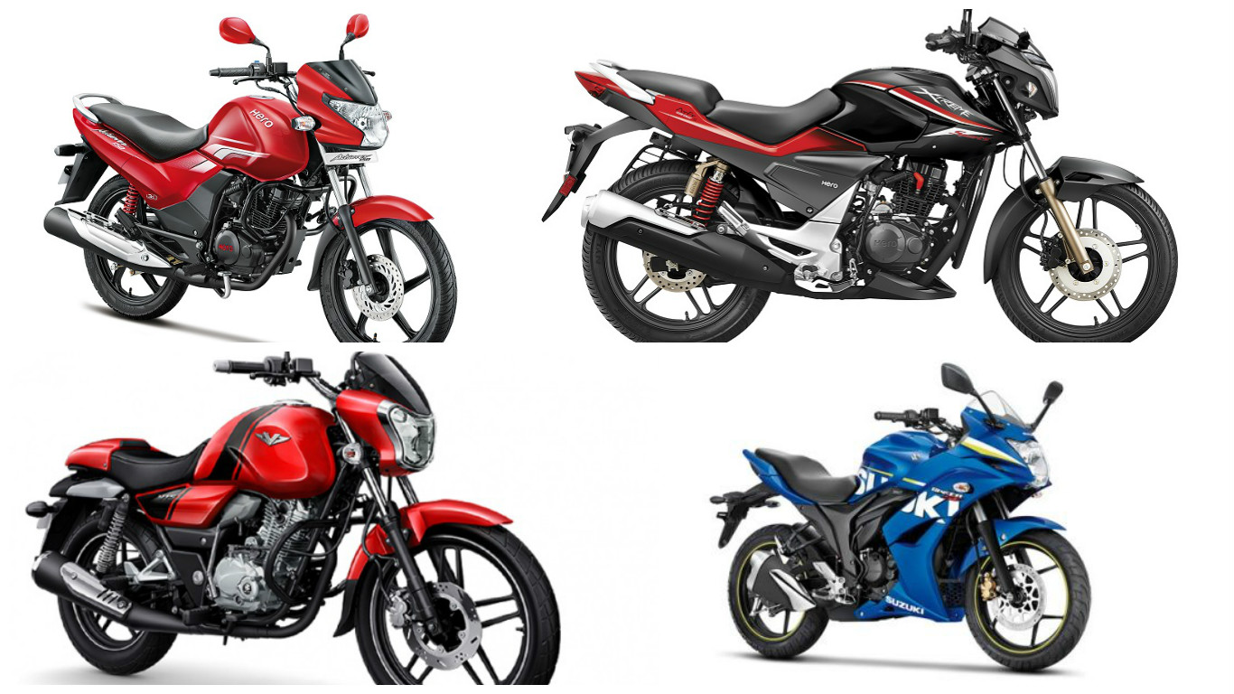 new 150cc bikes in india with best mileage figures | news bikes news