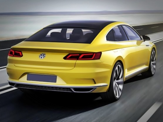 Volkswagen Sport Coupe: Volkswagen to unveil its Sport Coupe Concept GTE at 2015 Geneva Motor Show