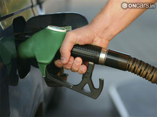 Petrol price hiked by Rs 3.14