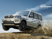 Mahindra Scorpio Adventure Limited Edition launched at INR 13.07 lakh
