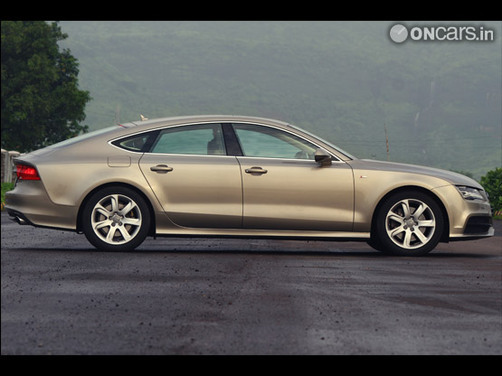 Not a fan of full-size luxury sedans? Have a go at this