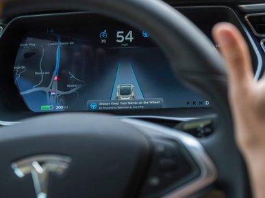 Tesla mulls faulty crash prevention system for the fatal Model S crash
