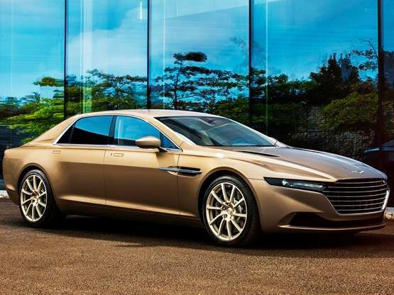 2016 Aston Martin DB9 GT to Make its Global Debut This Month: 3 More Aston Martins to follow