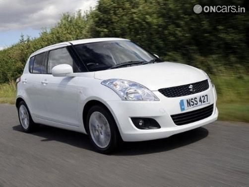 2012 Maruti Suzuki Swift tentative pricing revealed