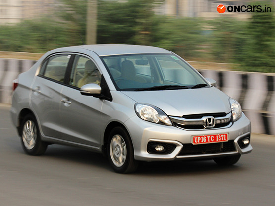 New Honda Amaze - First Drive Review