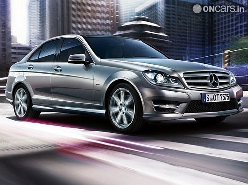 Mercedes Benz new C-Class launched at Rs 29.75 lakh