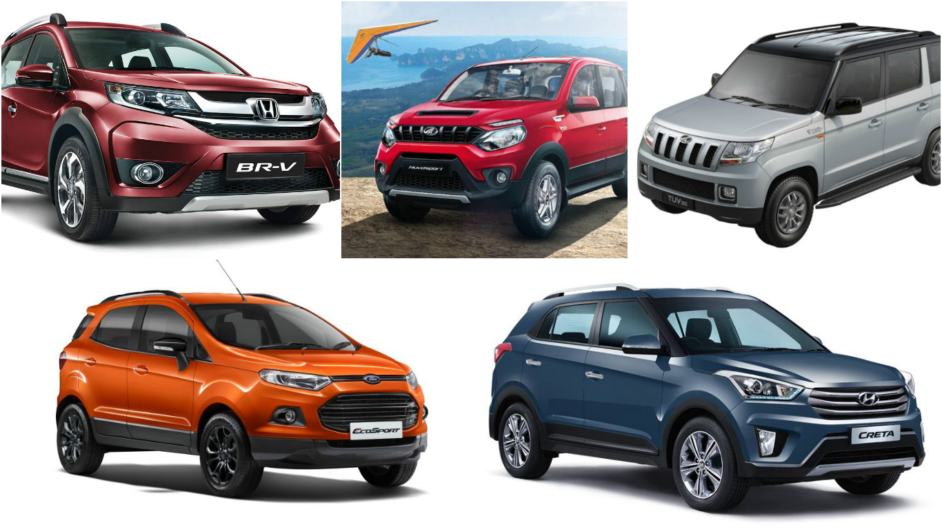 Best Mileage Suv >> Best Mileage Suvs In India India Com