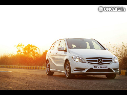Mercedes Benz B-Class prices hiked by almost Rs 3 lakhs!