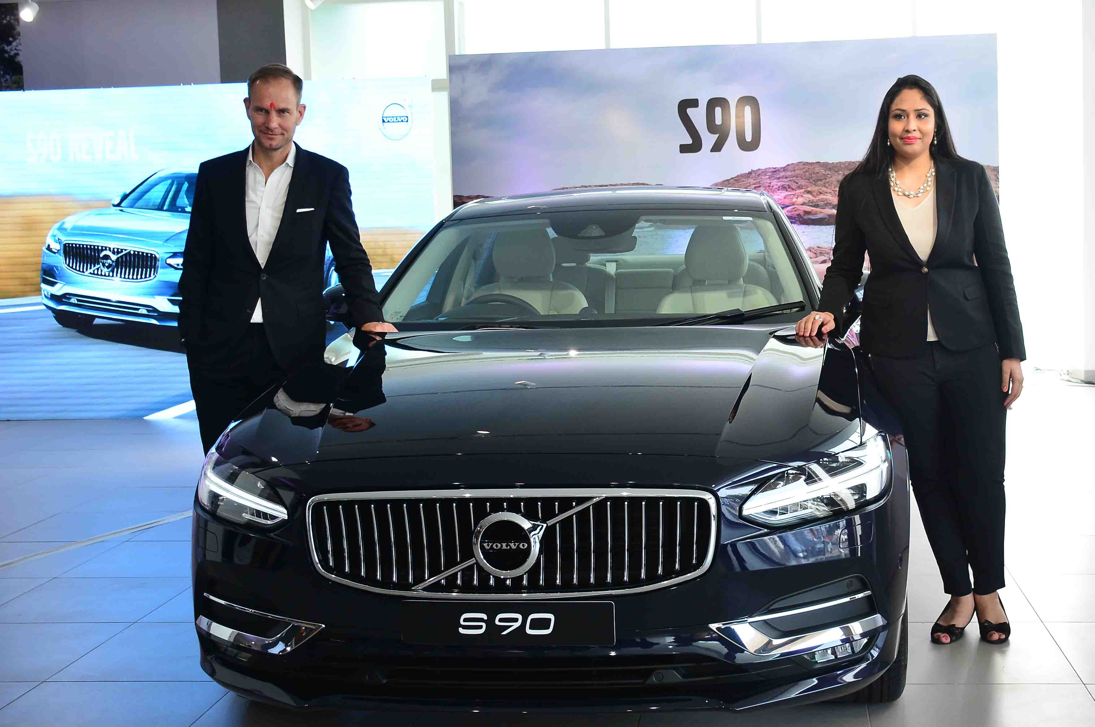 Volvo Auto India Sets It Foot Into Rajasthan Opens First Dealership