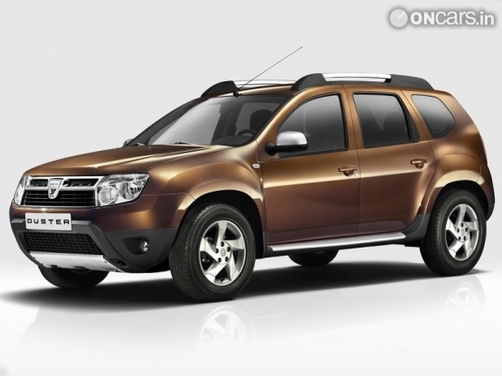 Exclusive! Renault begins local testing of the Duster in India