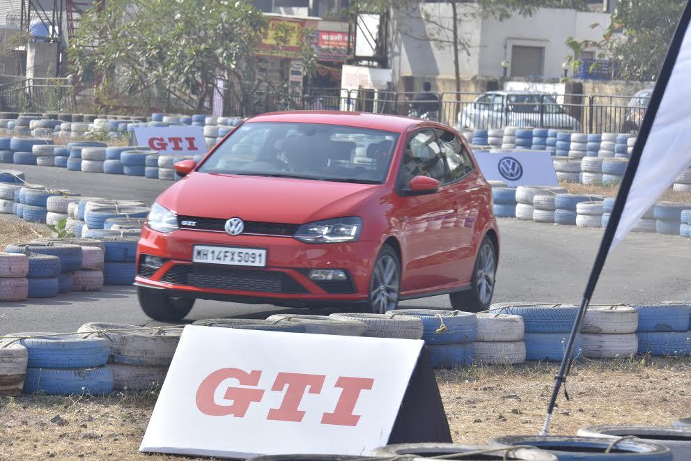 Volkswagen India organizes GTI Drive Experience