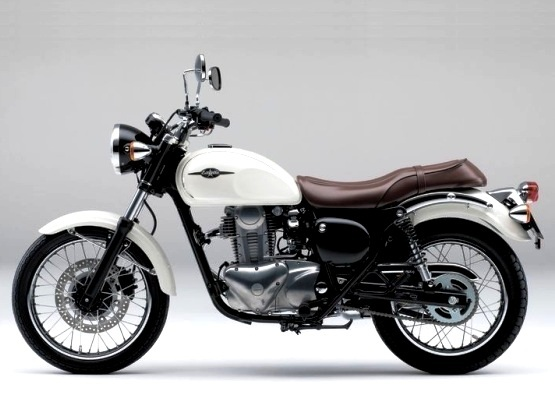 Will Kawasaki Estrella rival the Royal Enfield Classic 350? Imported for R&D purpose