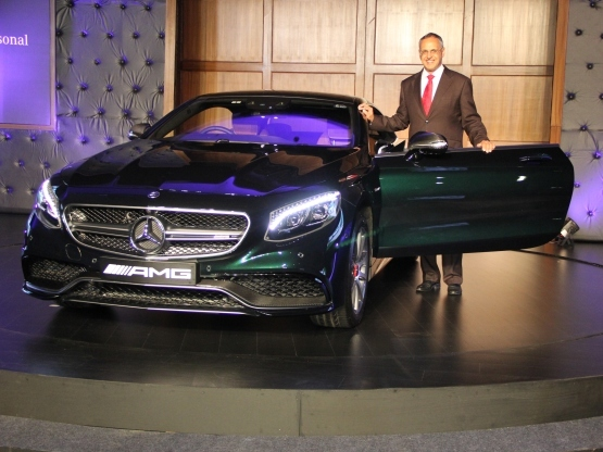 Mercedes Benz S500 Coupe S63 Amg Coupe And G63 Amg Launched In