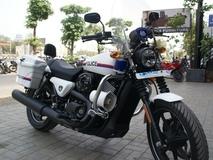 Customized Harley-Davidson Street 750: Gujarat State Police procures 6 of them