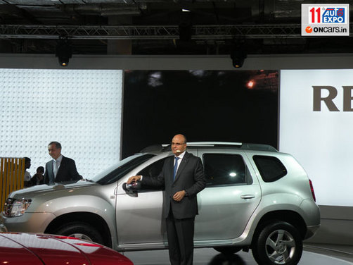 Renault may launch Duster SUV in July 2012