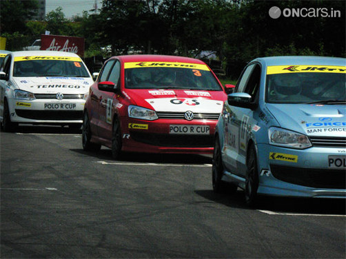 2011 Volkswagen Polo R Cup Round IV Race Report