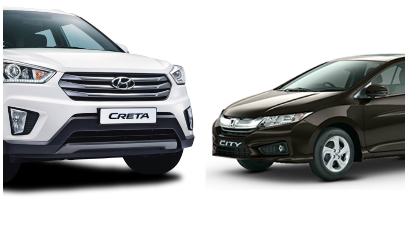 Honda City Vs Hyundai Creta A Sedan Or Compact Suv As Better