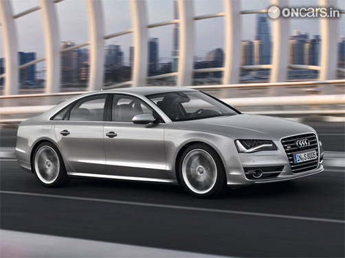 Audi unveils S6, S7 and S8 at the Frankfurt Auto Show