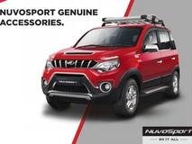 Mahindra NuvoSport accessory list prices revealed