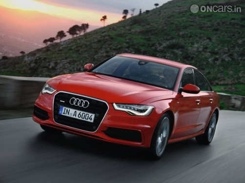 2011 Audi A6 is here!