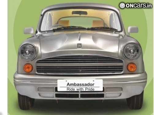 Ambassador pick-up comes first