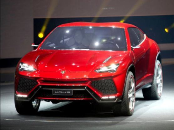 Lamborghini to Introduce All-New Luxury SUV by 2018