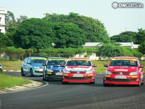 Vishnu Prasad and Avdumber Hede to race in Polo R-Cup China