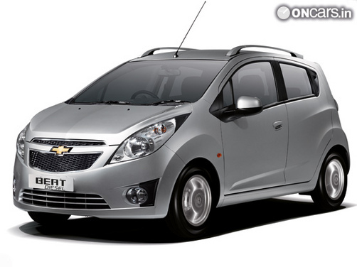Chevrolet Beat diesel launched at Rs 4.29 lakh
