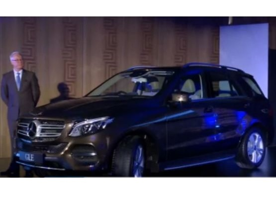 Mercedes Benz Gle Suv Launched Price In India Starts At Inr 58 90 Lakh