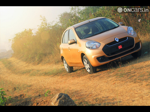 Renault Pulse petrol launched for Rs 4.25 lakh