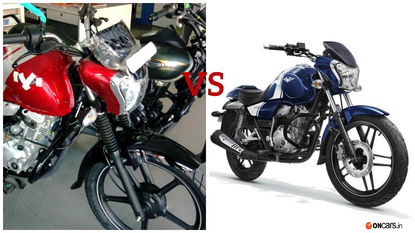 New Upcoming Bajaj V12 vs Bajaj V15 - 5 Key Differences