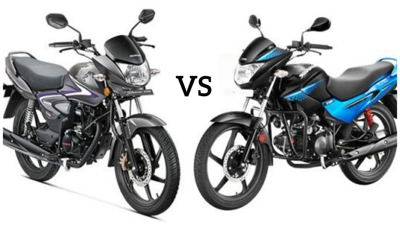 Honda CB Shine vs Hero Glamour - Price, Specifications, Features, Mileage. The 125cc motorcycle ...