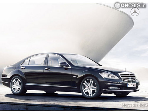 Indian engines to run Merc S-Class