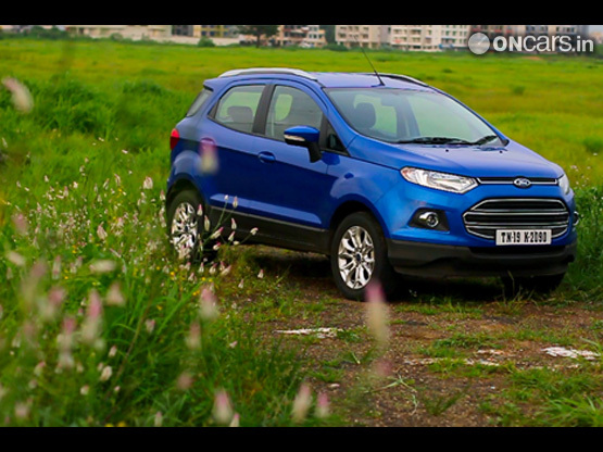 Ford EcoSport Automatic: Jack of all trades, master of none